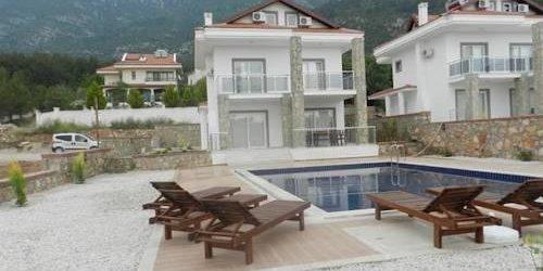 Забронировать Dream of Holiday Jasmin Villas