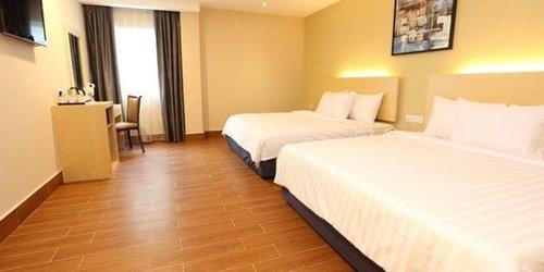Забронировать Metro Hotel @ KL Sentral