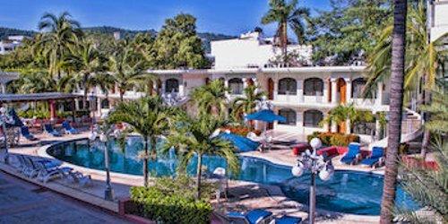 Забронировать Hotel Costa Azul