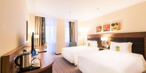 Забронировать Hilton Garden Inn Krasnoyarsk