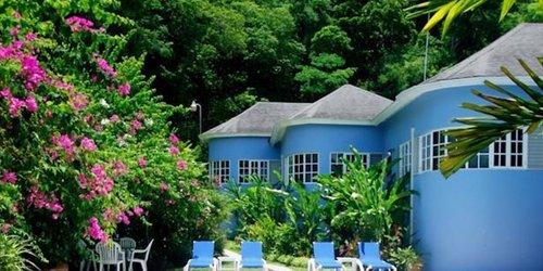 Забронировать The Blue House Boutique Bed & Breakfast