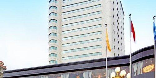 Забронировать Hongkong International Hot Spring Hotel