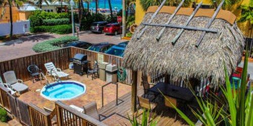 Забронировать Hollywood Sands Resort