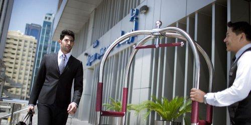 Забронировать Hala Arjaan by Rotana, Deluxe Hotel Apartments