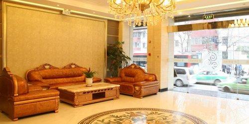 Забронировать Chengdu Yiguo Hotel