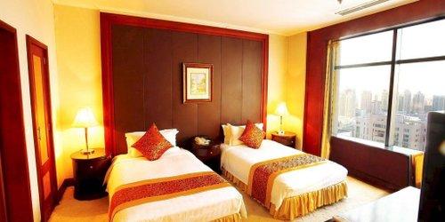 Забронировать Central Plaza Hotel Dalian