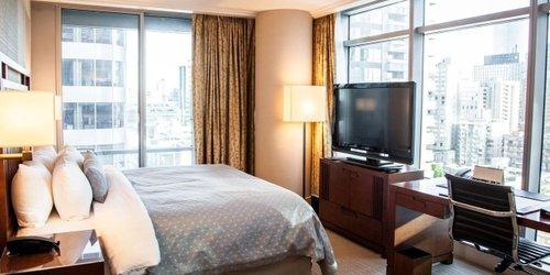 Забронировать Shangri-La Hotel Vancouver