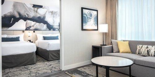 Забронировать Delta Vancouver Suites