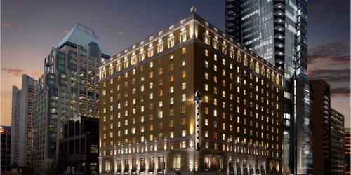 Забронировать Rosewood Hotel Georgia