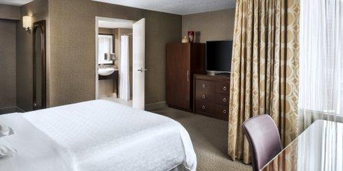 Забронировать Sheraton Centre Toronto Hotel