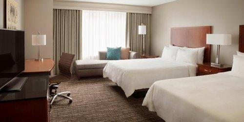 Забронировать Marriott Toronto Downtown Eaton Centre Hotel