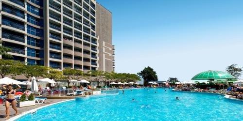 Забронировать Hotel Bellevue - All Inclusive Beach Access