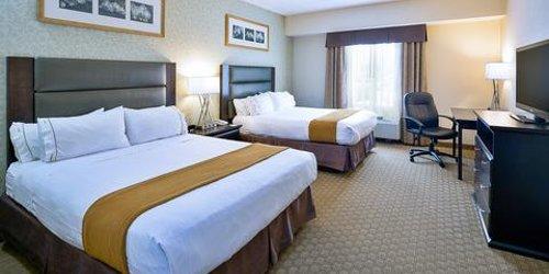 Забронировать Holiday Inn Express Hotel & Suites Ottawa Airport