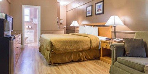Забронировать Econo Lodge Downtown Ottawa