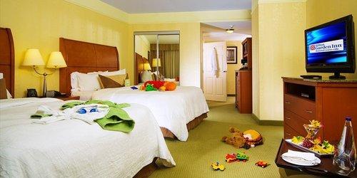 Забронировать Hilton Garden Inn Montreal Centre-Ville