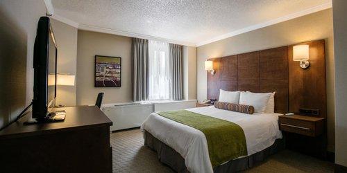 Забронировать Best Western Ville-Marie Hotel & Suites