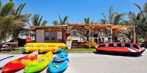 Забронировать DoubleTree by Hilton Resort & Spa Marjan Island