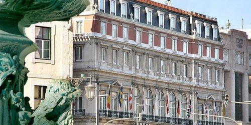 Забронировать Hotel Avenida Palace