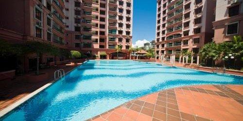 Забронировать Homestay Serviced Apartment (Marina Court)