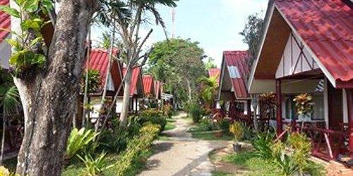 Забронировать Lanta Dareen Resort
