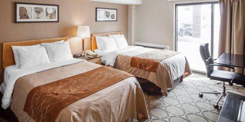 Забронировать Comfort Inn Edmonton West