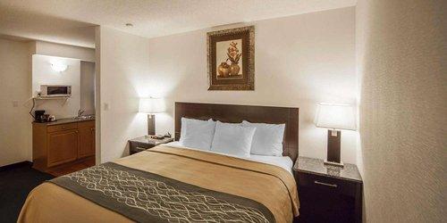 Забронировать Comfort Inn & Suites Downtown Edmonton