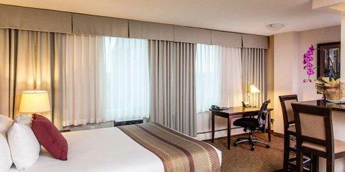 Забронировать Campus Tower Suite Hotel