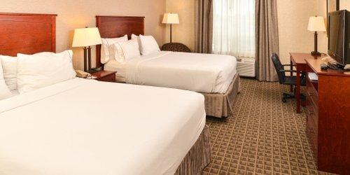 Забронировать Holiday Inn Express Edmonton North