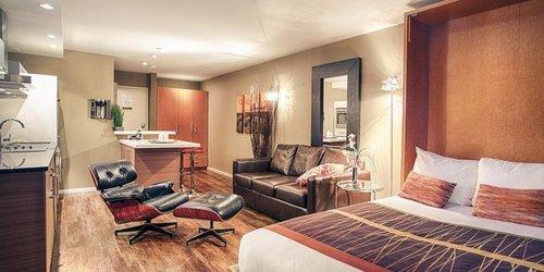 Забронировать NUVO Hotel Suites