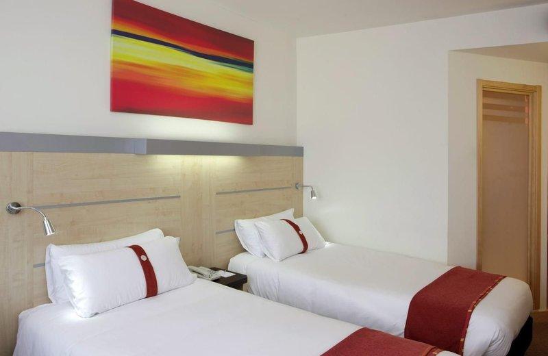 Отель Холидей Инн Барселона Сити