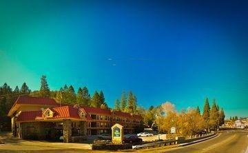 фото B W Yosemite Way Station 1207990622