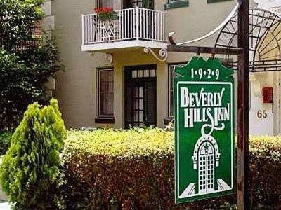 фото Beverly Hills Inn 1208467995