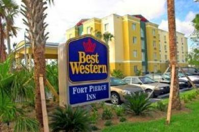 фото Best Western PLUS Fort Pierce Inn 1208478831