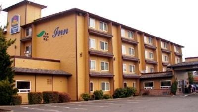 фото Best Western Vineyard Inn Motel 1208757716