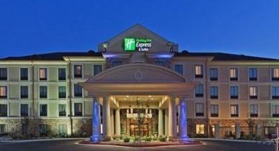 фото Holiday Inn Express Poteau 1208886205