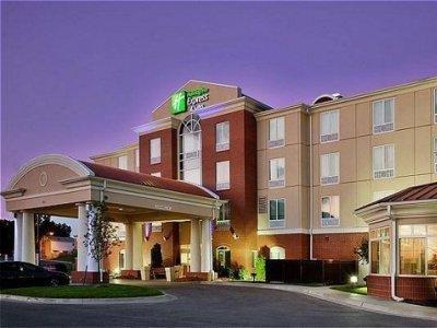 фото Holiday Inn Express Kansas City-grandview 1209361373
