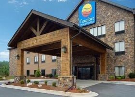 фото Comfort Inn & Suites Blue Ridge 1210296645