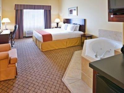 фото Holiday Inn Express New Boston 1210299078