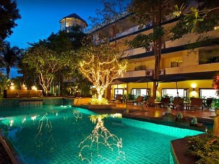 фото Отель Citin Garden Resort Pattaya 145073813