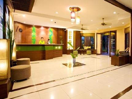 фото Отель Citin Garden Resort Pattaya 145073826