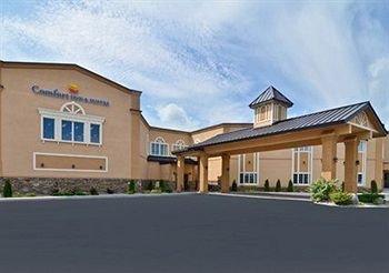 фото Comfort Inn & Suites Plattsburgh 146285379