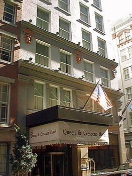 фото Queen & Crescent Hotel 146525381