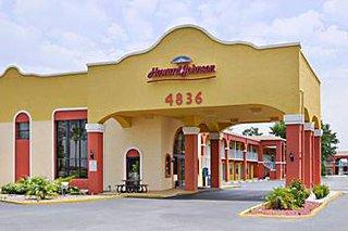 фото Howard Johnson Express Inn & Suites Lakefront Park Kissimmee 148445090