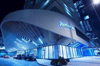 фото Radisson Blu Aqua Hotel Chicago 148463930