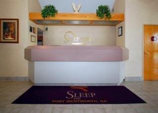 фото Sleep Inn I-95 North Savannah 151618495