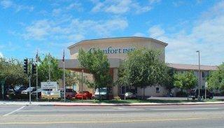 фото Comfort Inn Fresno 151620043