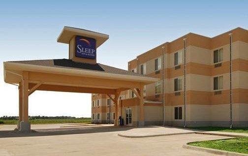 фото Sleep Inn And Suites Salina 1518083823