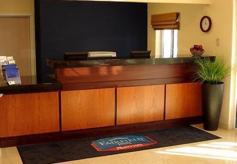 фото Fairfield Inn & Suites Bismarck North 1564266472