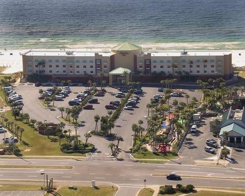 фото Hampton Inn Pensacola Beach Hotel 1567538265