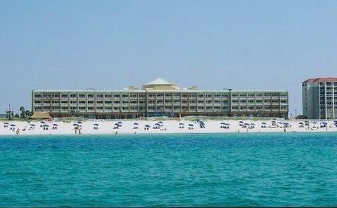 фото Hampton Inn Pensacola Beach Hotel 1567538268
